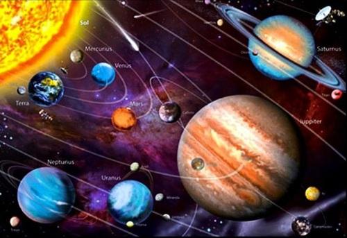 अंतरिक्ष की प्रत्येक सत्ता..